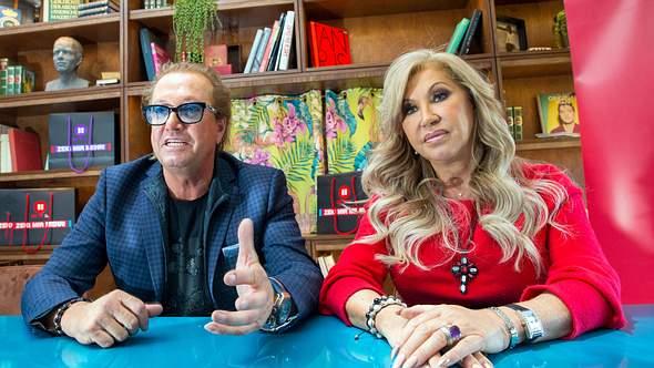 Carmen und Robert Geiss  - Foto: imago images/Smith