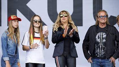 Familie Geiss - Foto: imago