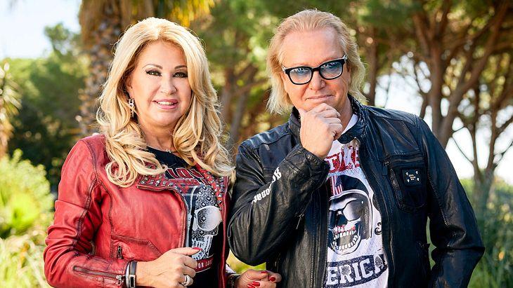 Carmen und Robert Geiss