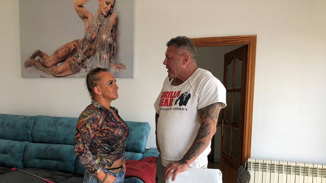 Caro und Andreas Robens - Foto: TVNOW/ 99pro media