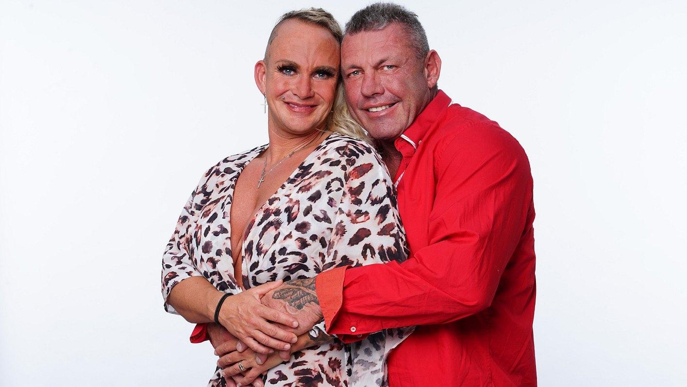 Caro und Andreas Robens feiern eine zweite Hochzeit