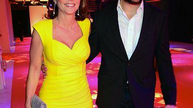 Caroline Beil und ihr Neuer - Francisco Medina - Foto: WENN