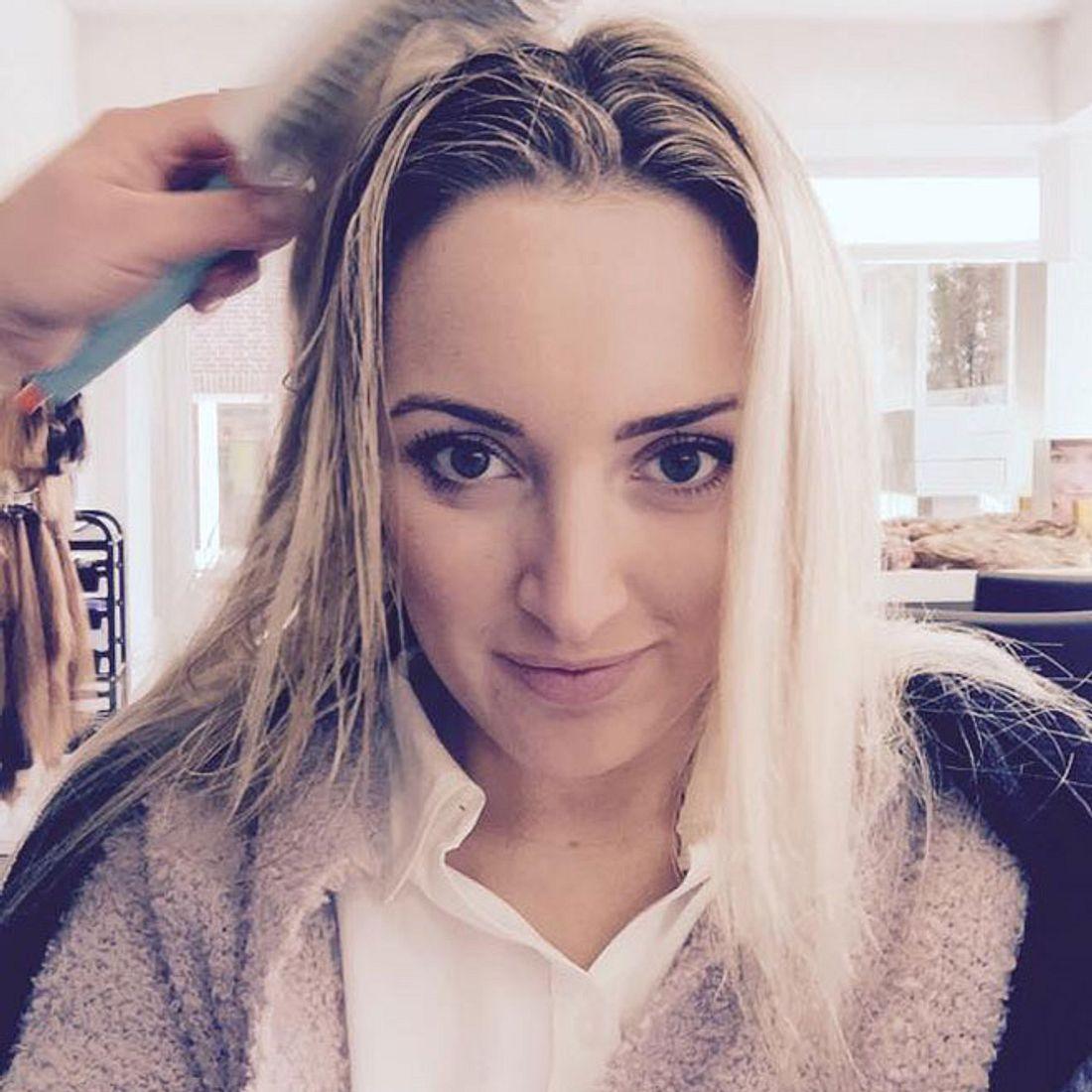 Caroline Ehrensberger: Die langen Haare sind Geschichte!