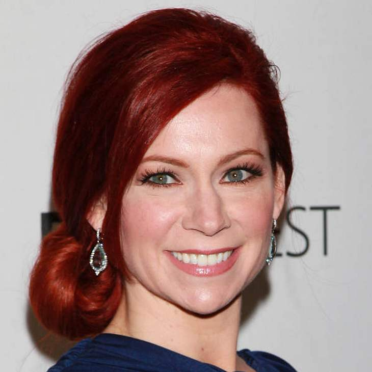 "Trendstyle: Rote HaareCarrie Preston  (""True Blood"")"