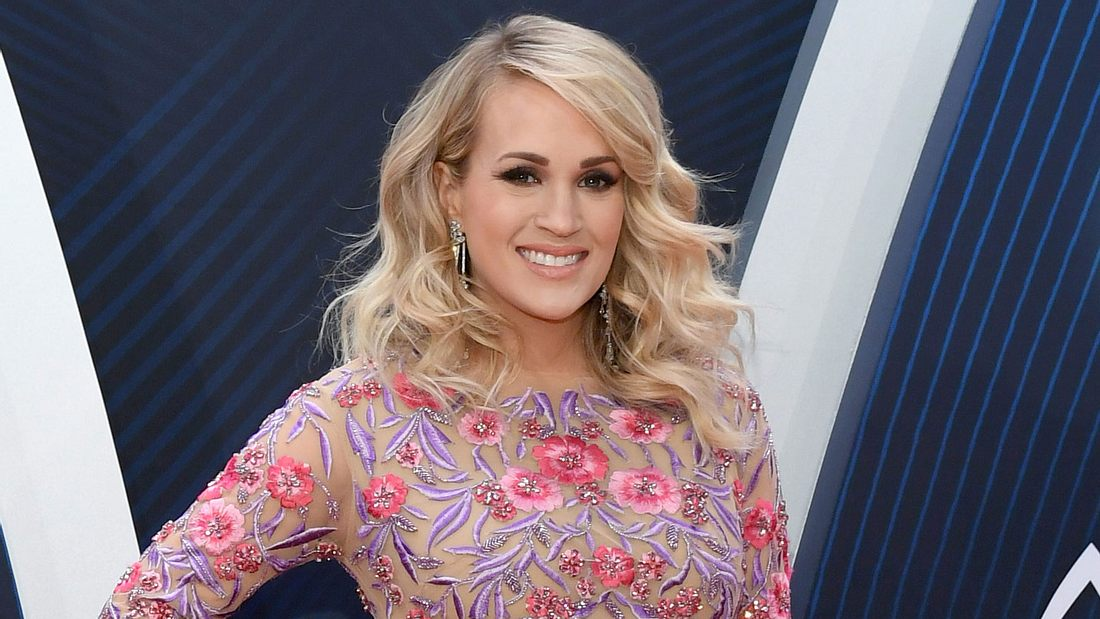 Pop-Star Carrie Underwood: Ihr Baby ist da!