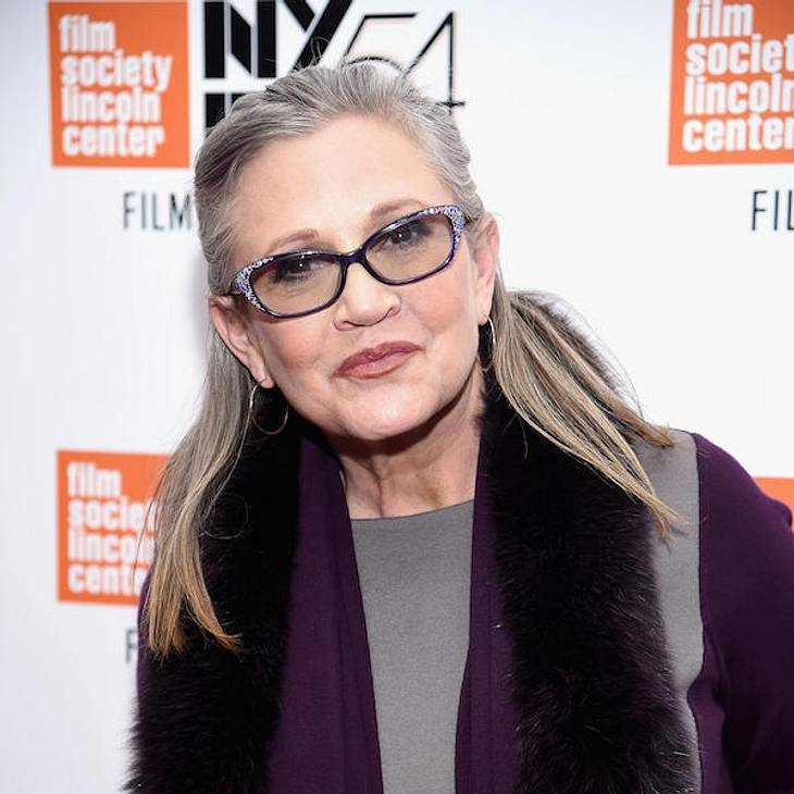 Carrie Fisher: Prinzessin Leia ist tot!