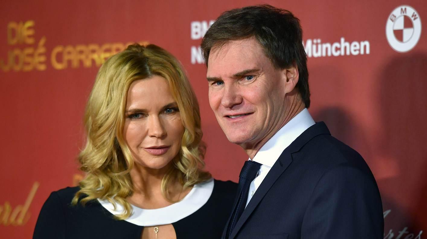 Carsten Maschmeyer und seine Frau Veronica Ferres