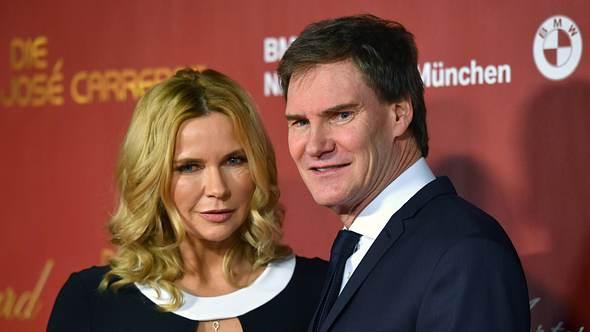 Carsten Maschmeyer und seine Frau Veronica Ferres - Foto: Imago