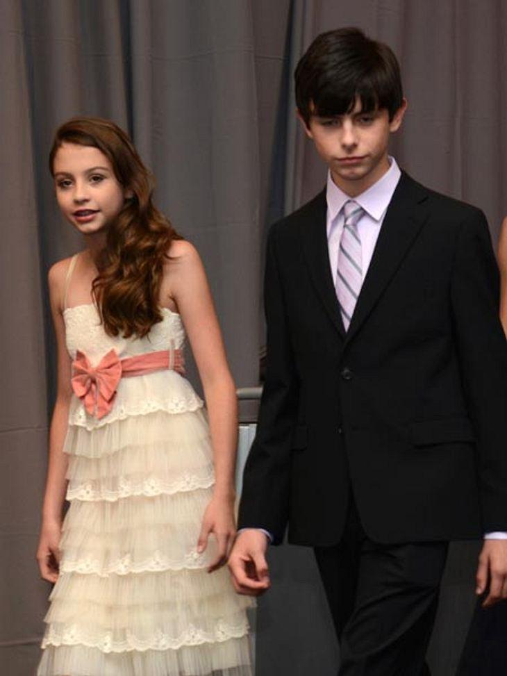 Gestatten: Carys Zeta und Dylan Michael