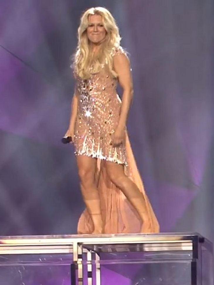 Cascada legten beim ESC 2013 einen super Auftritt auf die Bühne!