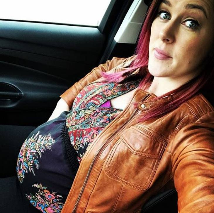 Radio-Moderatorin Cassiday Proctor bekommt Baby in Live-Show
