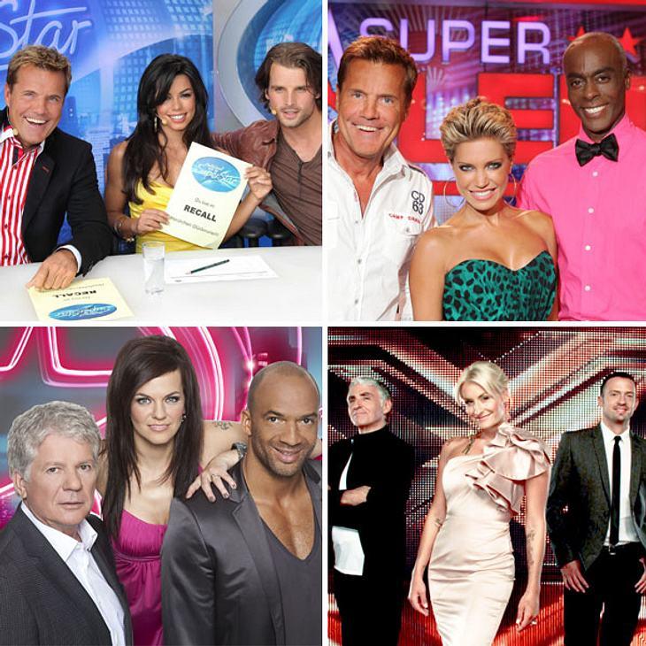 X-Factor ist die beliebteste Casting-Show.