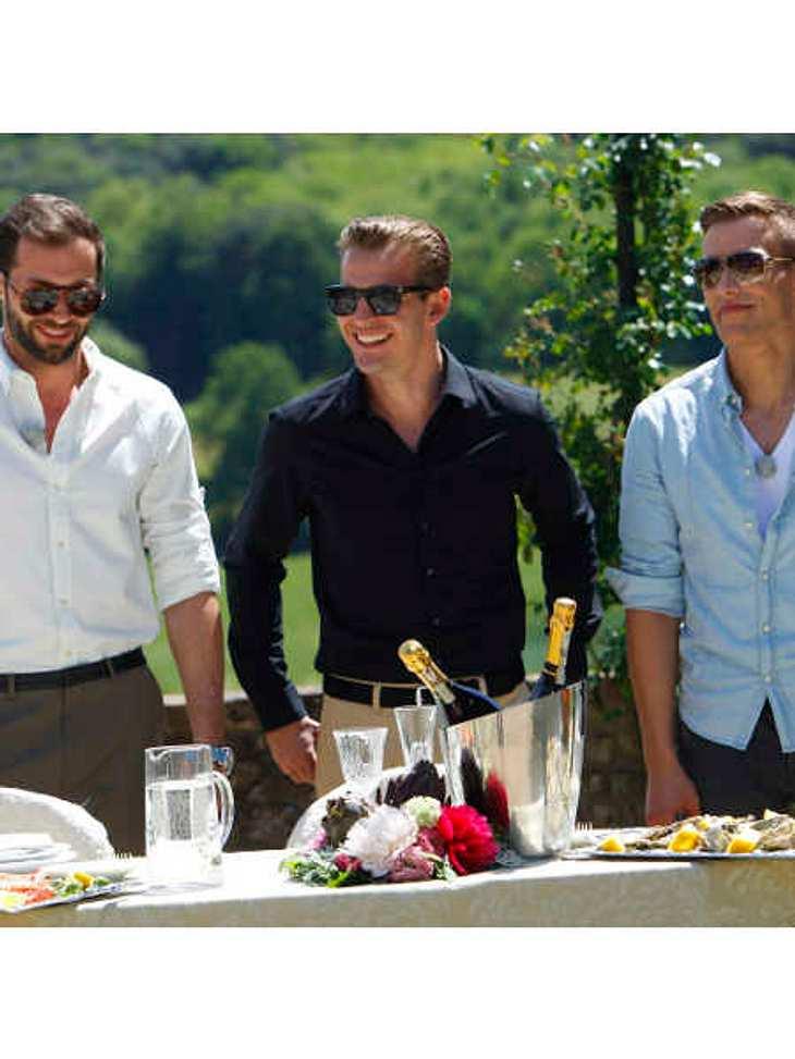 """Peter, Paul und Marcel sind die neuen """"Millionaires""""."""