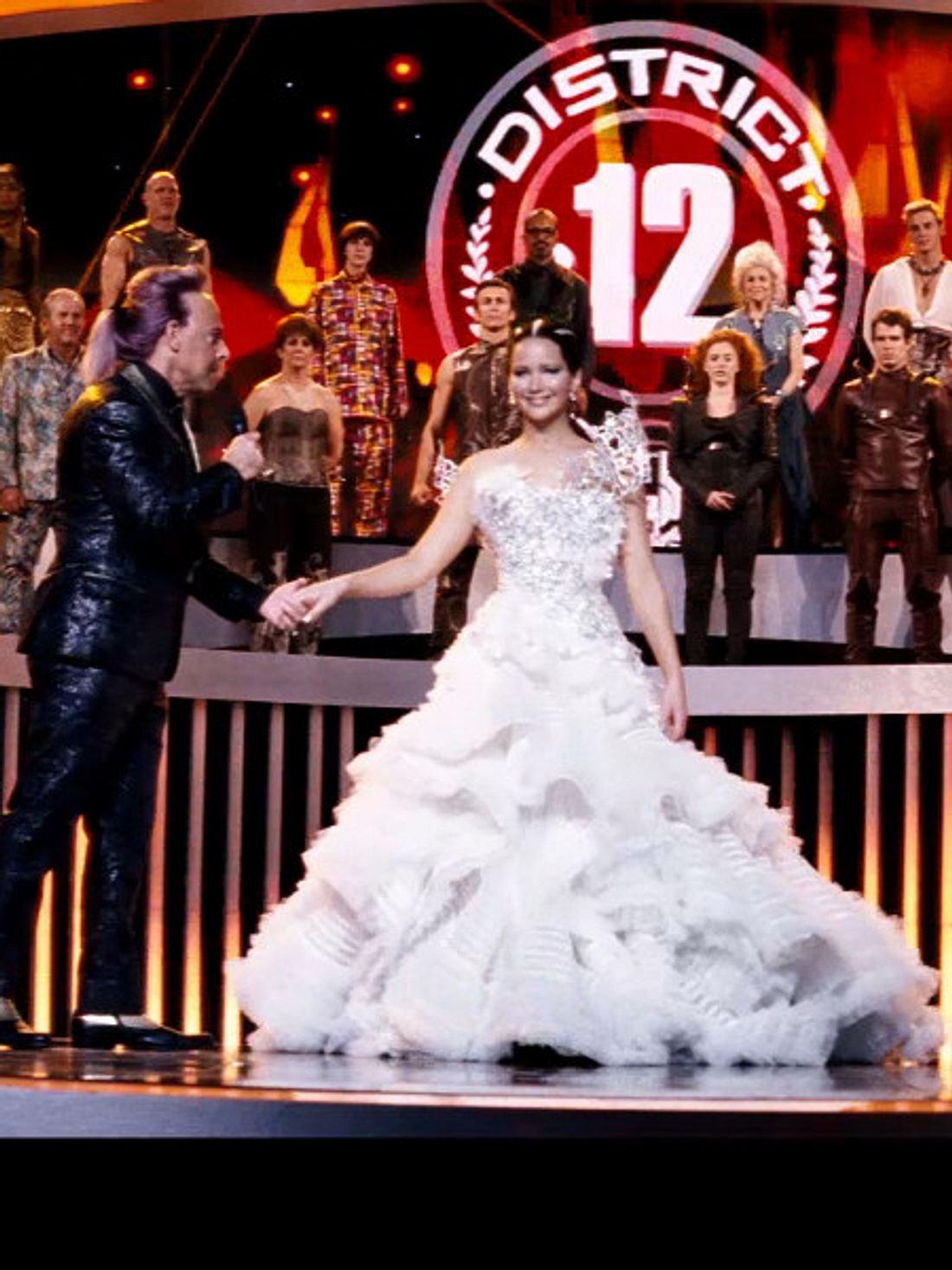 Catching Fire: Der Look von Katniss zum Nachstylen
