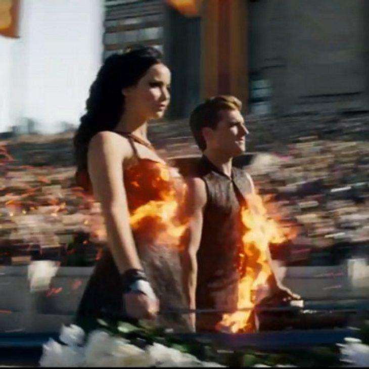 Katnis Everdeen: The Girl on Fire...
