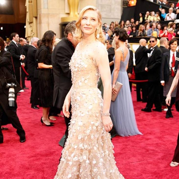 Oscar 2014: Cate Blanchet hat ihn