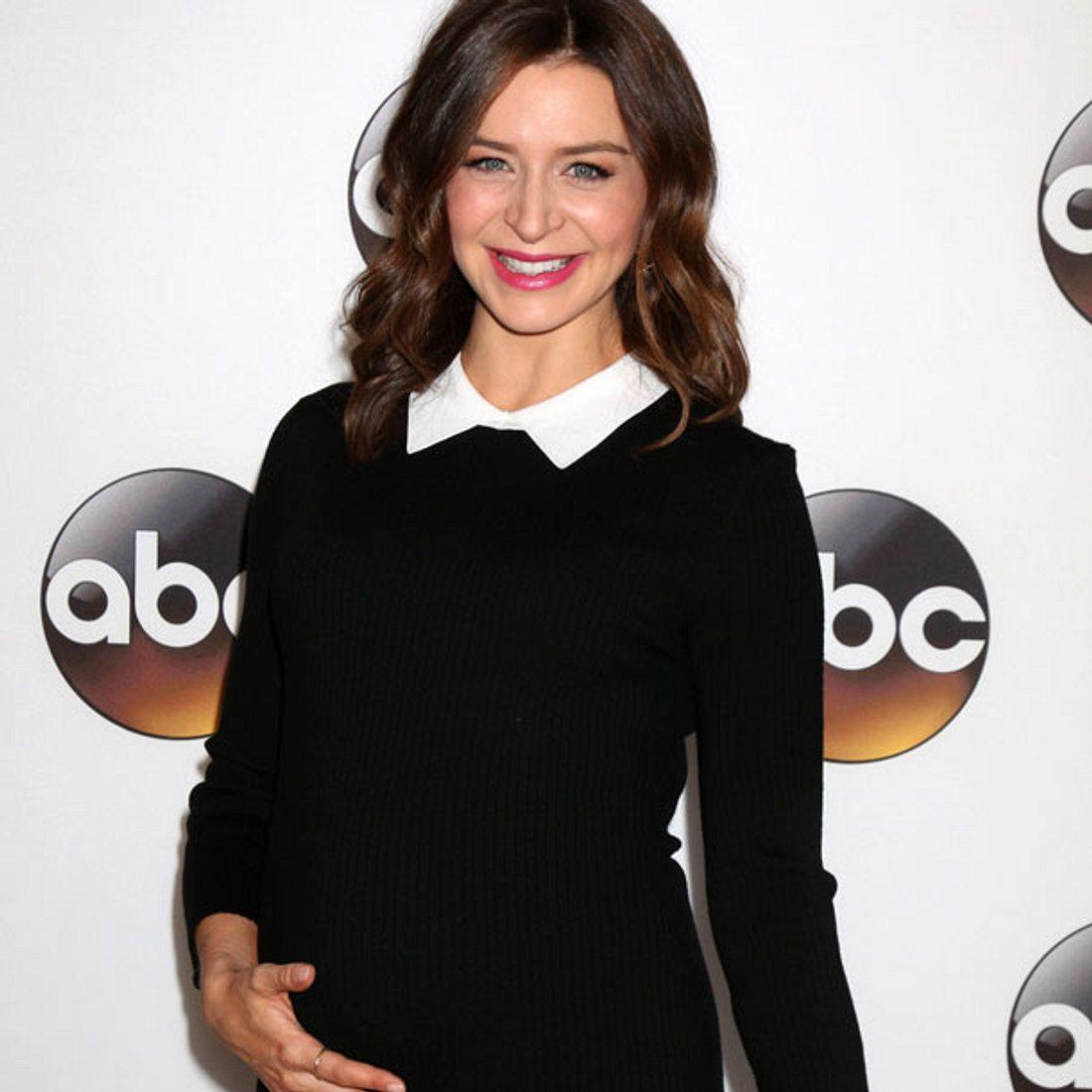 Grey's Anatomy-Star Caterina Scorsone ist schwanger