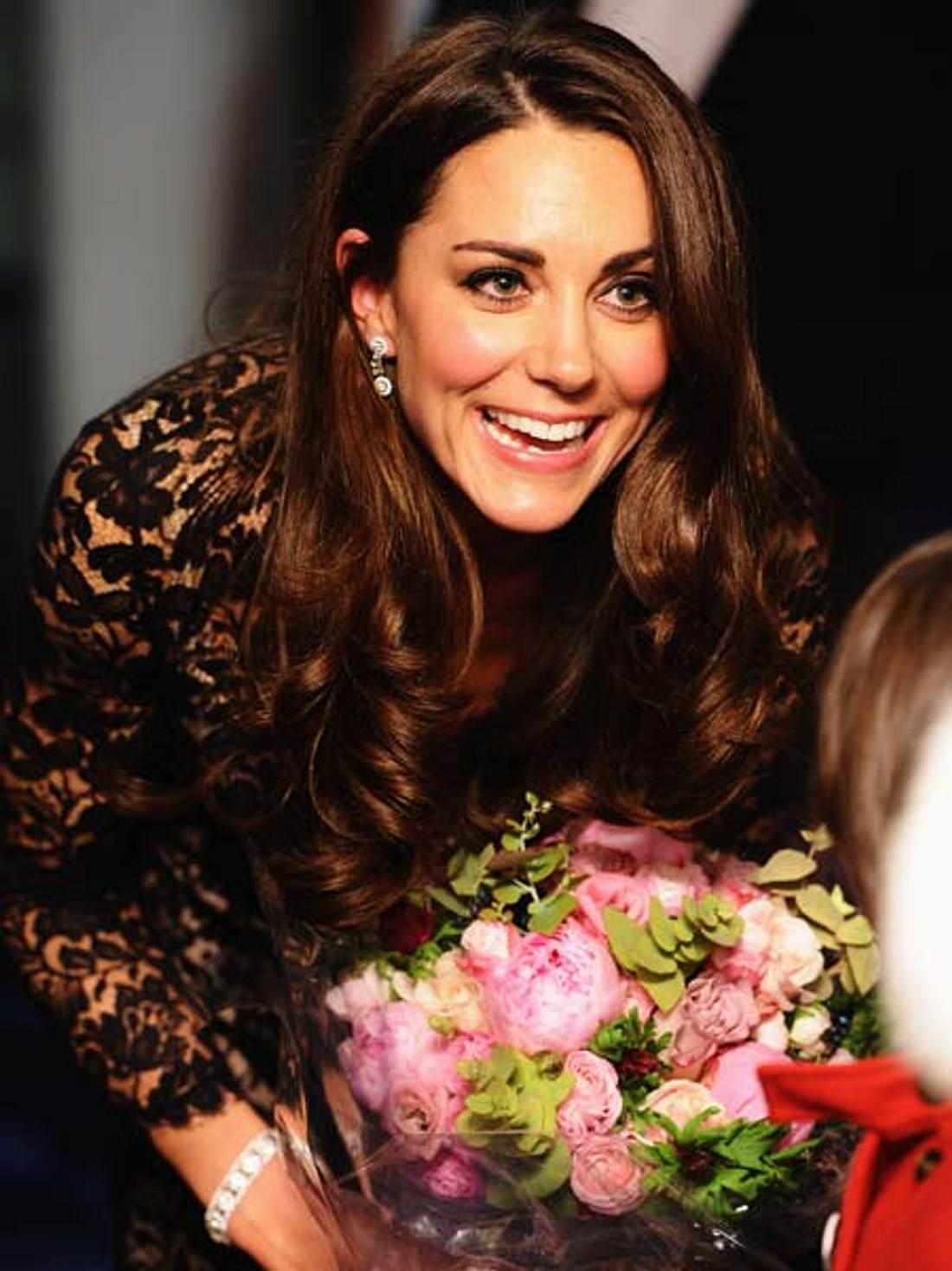 Herzogin Catherine hat offenbar einen gut gefüllten Kleiderschrank