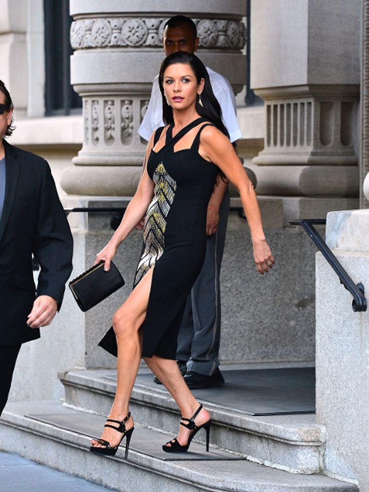 Catherine Zeta-Jones geht es nicht gut