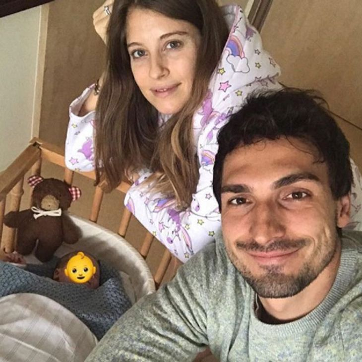 Cathy Hummels Baby