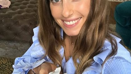Cathy Hummels ist schwanger! - Foto: Instagram/ Cathy Hummels