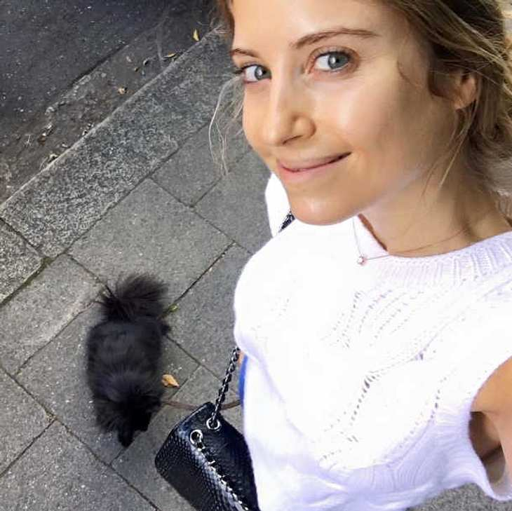 Cathy Hummels begeistert ungeschminkt auf Instagram!