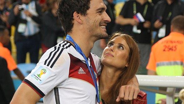 Cathy Hummels und Mats Hummels - Foto: Getty Images