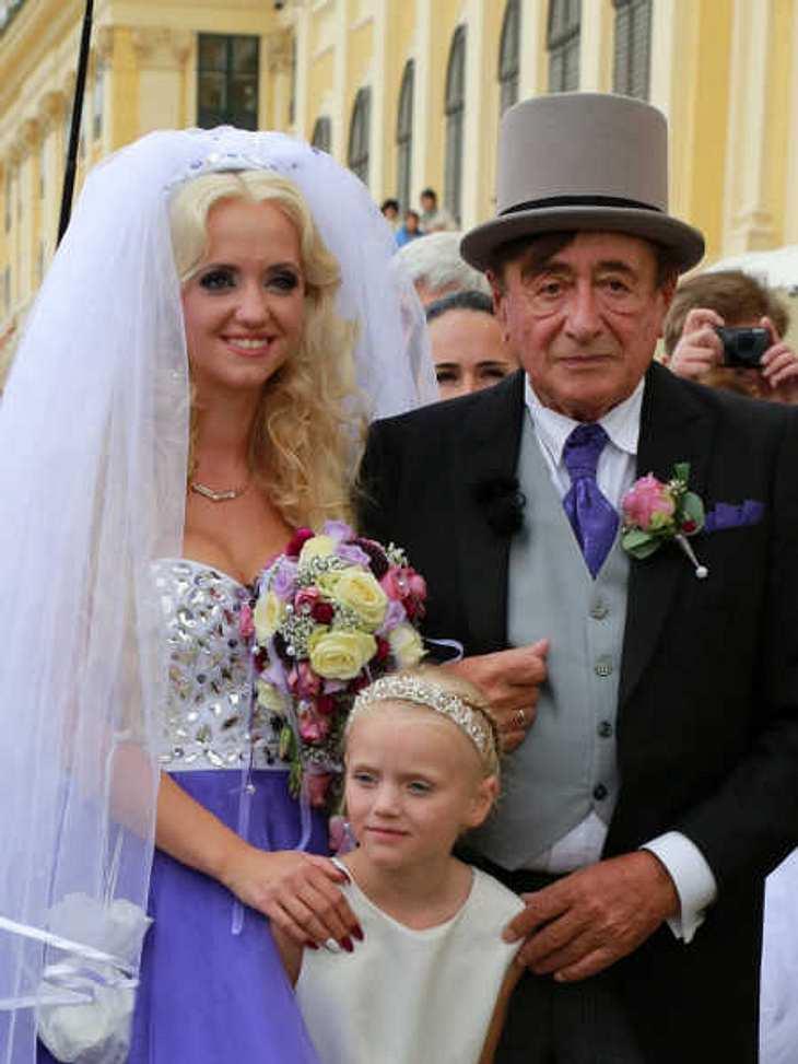 Ist die Ehe von Cathy Schmitz und Richard Lugner schon am Ende?