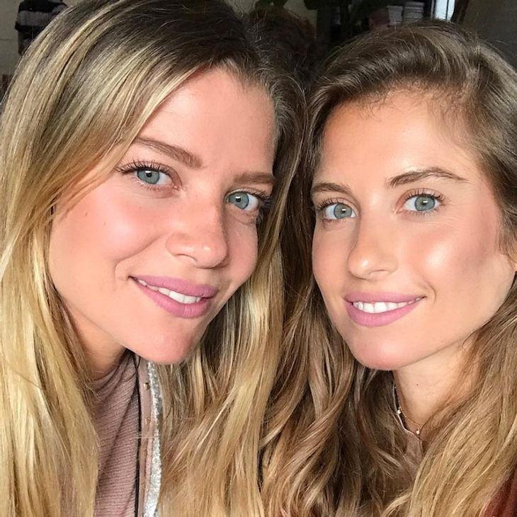 Zwillingsalarm! Cathy Hummels begeistert mit süßem Schwestern-Selfie
