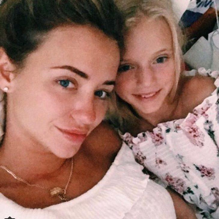 Cathy Lugner: Tochter Leonie bangte um das Leben ihrer Mama!