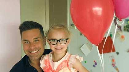 Caught in the Act-Star Eloy de Jong feiert Tochter Indy!