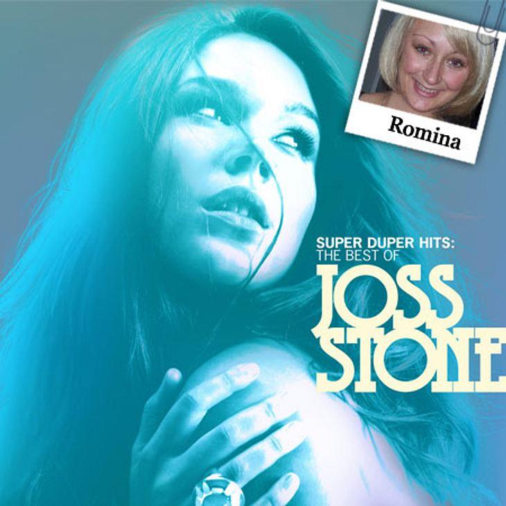 """Das hört die WUNDERWEIB.de-Redaktion im September Romina hört """"Super Duper Hits"""" von Joss Stone: """"Super Duper Hits"""", das Best Of von Joss Stone, ist wirklich ein super duper Album... Eingängige, jazzige Melodien, eine st"""