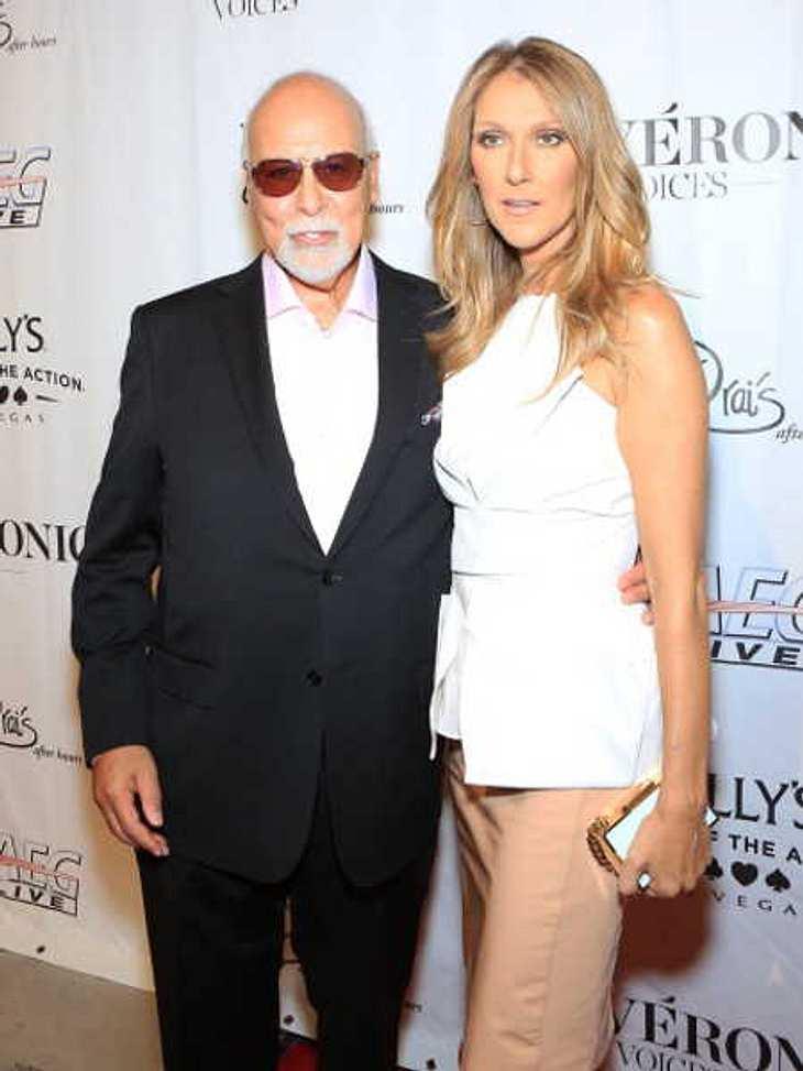 Celine Dion: Wegen ihrem krebskranken Mann sagt sie Konzerte ab