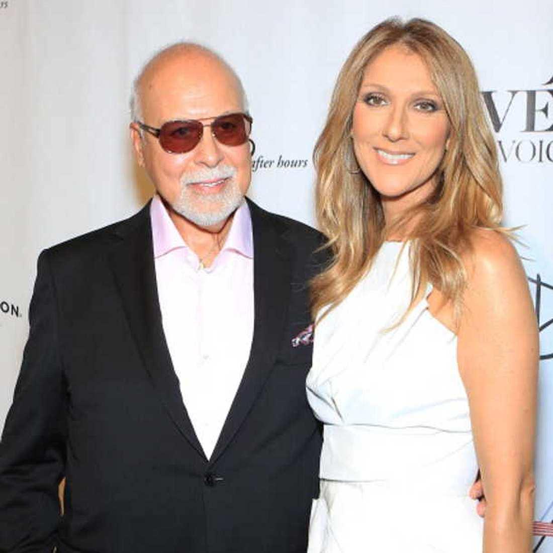 Celine Dion Rene Angelil Krebs Tod