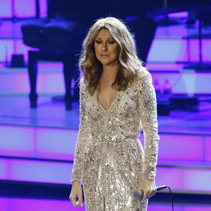 Céline Dion weiß, wie schlecht es um ihren Mann steht