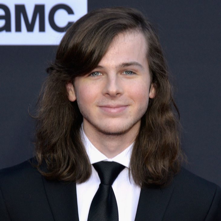 "Chandler Riggs: Der ""The Walking Dead""-Star hat sich total verändert"