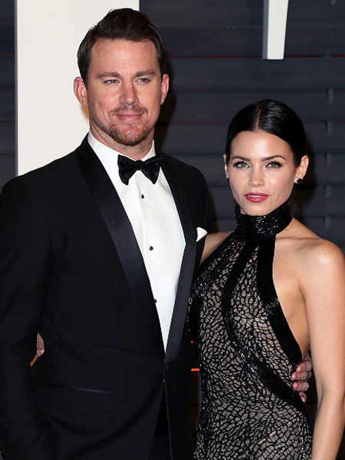 Channing Tatum: Dreier mit seiner Ehefrau und Emilia Clarke?