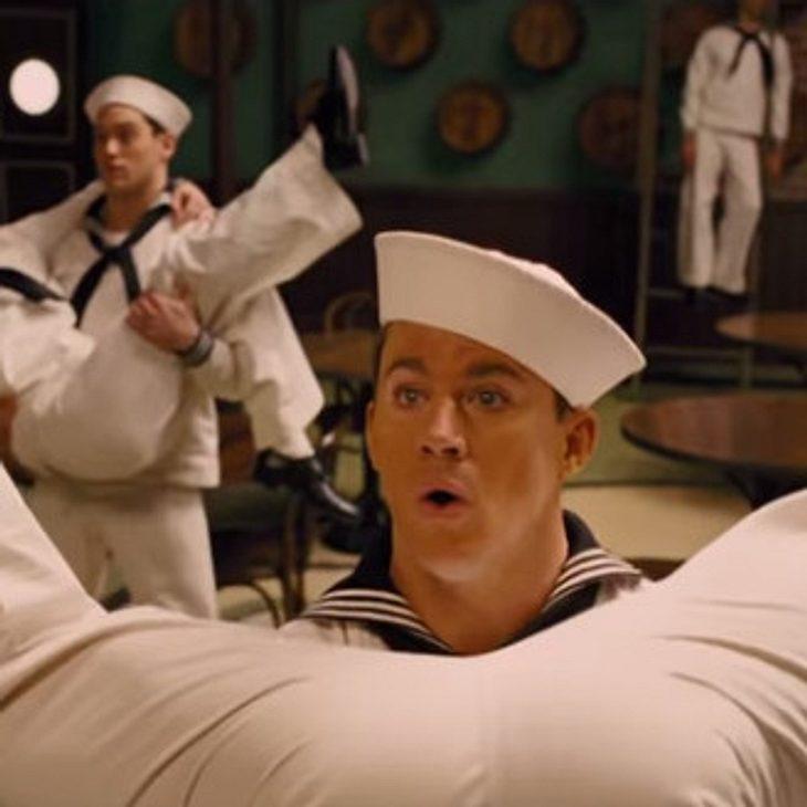 """Channing Tatum in """"Hail Caesar"""""""