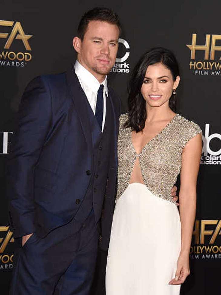 Channing Tatum: Liebeserklärung an Ehefrau Jenna