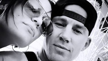 Jessie J und Channing Tatum - Foto: Instagram/@jessiej