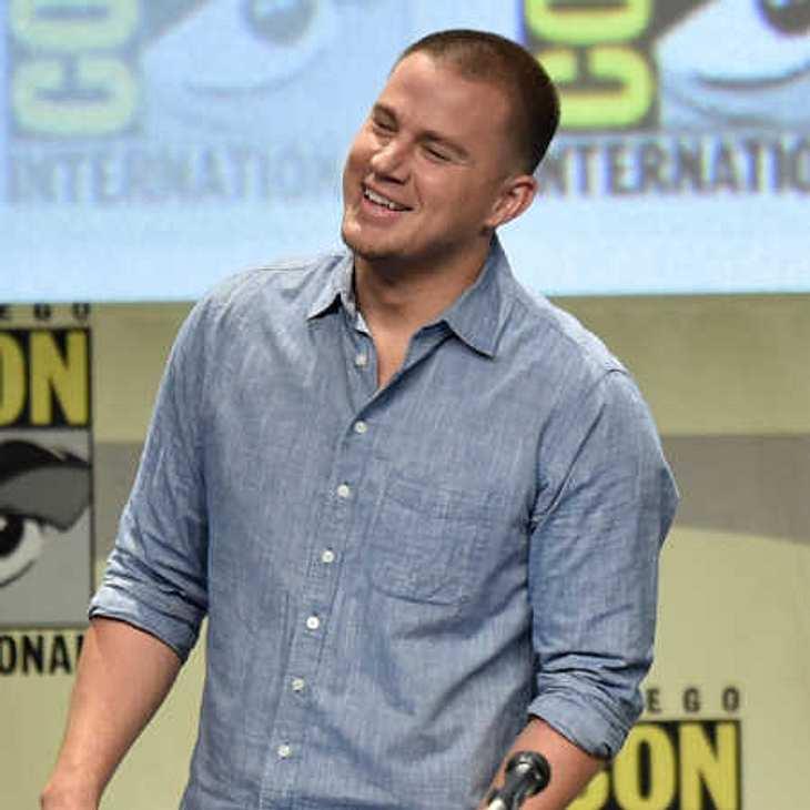 Channing Tatum liebt Männer!