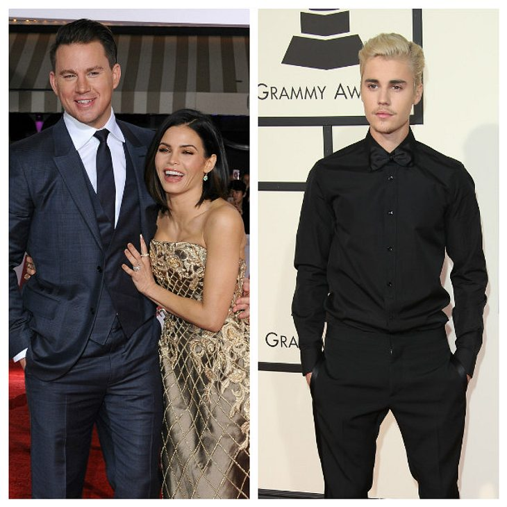 Channing Tatums Frau Jenna steht auf Justin Bieber
