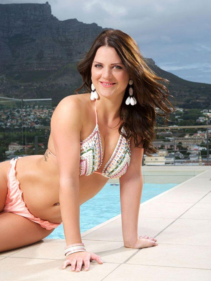 """""""Bachelor 2013"""": Bikini-Rätsel der Kandidatinnen - Wer ist das Playmate?Die 26-Jährige kommt aus Trisdorf und studiert Wirtschafts-Recht. Das klingt recht langweilig...,"""