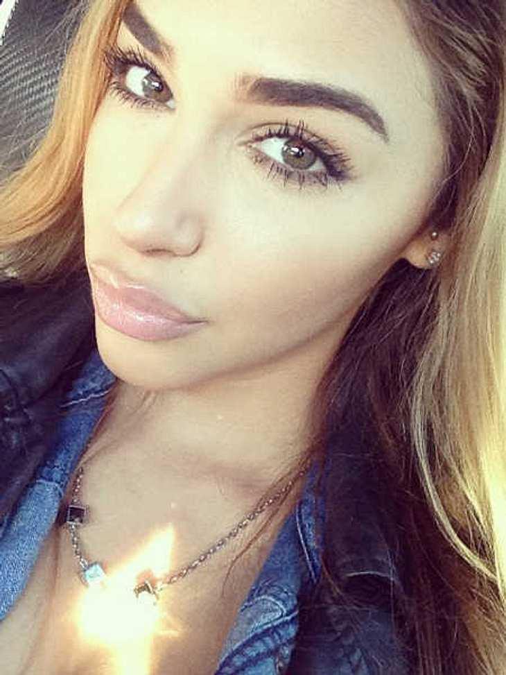 Chantel Jeffries: Sie wurde mit Justin Bieber verhaftet.