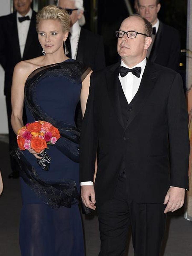 Fürstin Charlene & Fürst Albert haben Zwillinge bekommen