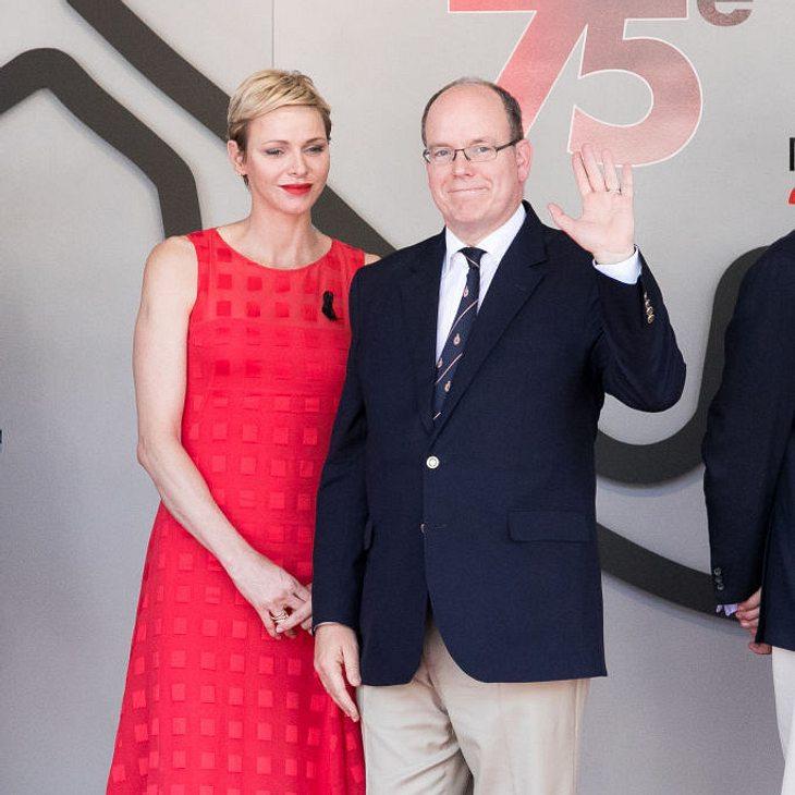 Charlene und Albert von Monaco sorgen für Kopfschütteln