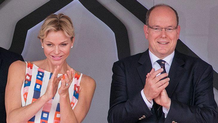 Charlene von Monaco: Baby-Sensation mit 40!