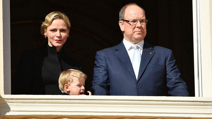 Große Sorge um den Sohn von Fürstin Charlène