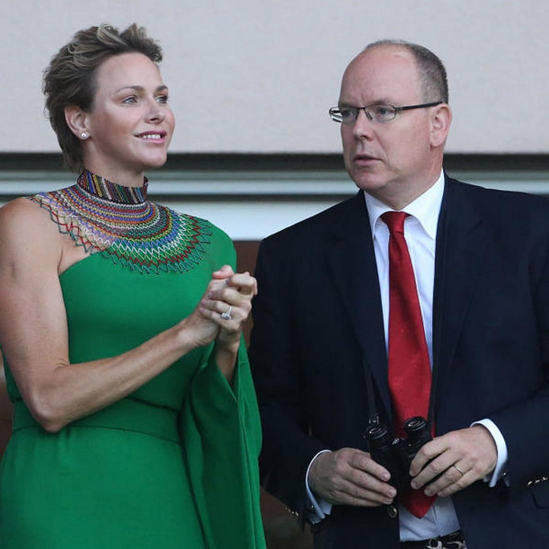 Fliegt Charlene von Monaco nun aus dem Palast?