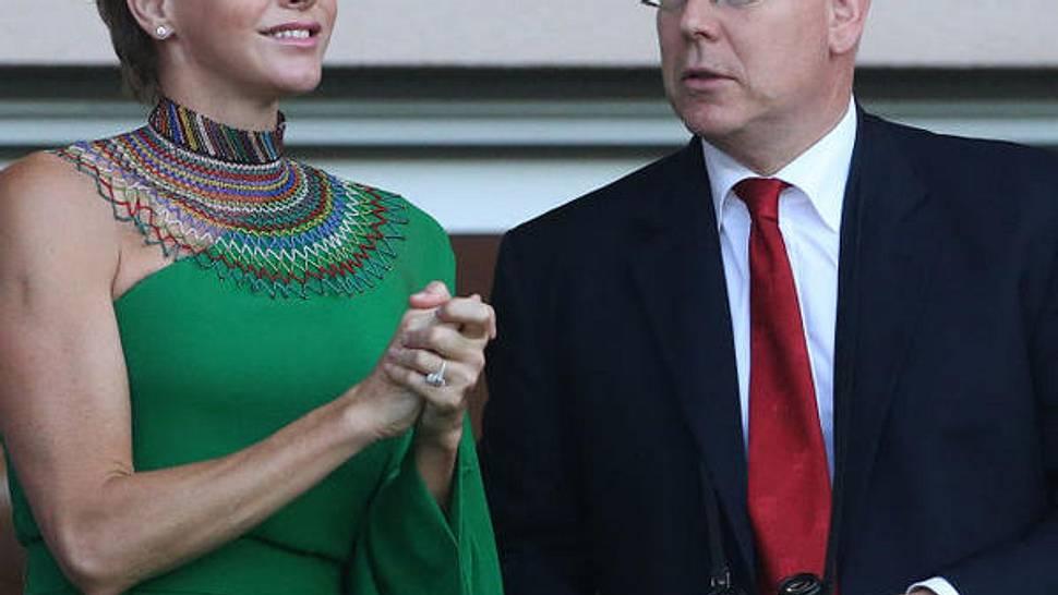 Fliegt Charlene von Monaco nun aus dem Palast? - Foto: GettyImages